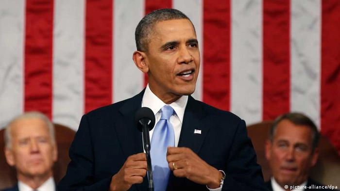 Menos da metade dos americanos aprova atuação de Obama na crise ucraniana