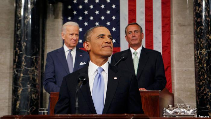 Barack Obama Rede zur Lage der Nation 2014