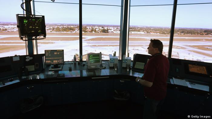 Euro Air Traffic Controllers Strike