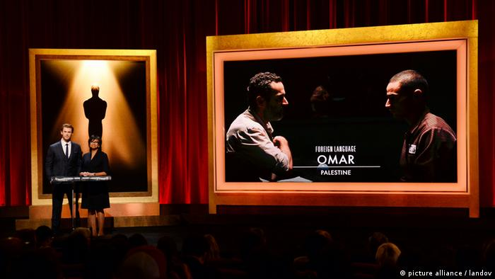 Oscar-Nominierung für Film Omar