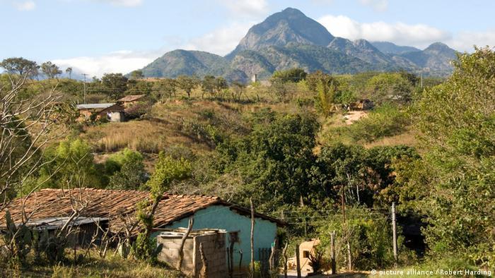 Sierra Madre de Chiapas, Mexico