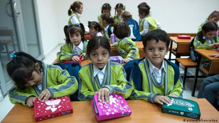 Bildergalerie Weltbildungsbericht Schulkinder Türkei