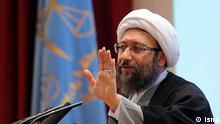 Amoli Larijani Justiz Iran