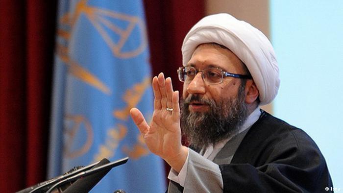 Amoli Larijani Justiz Iran (Isna)