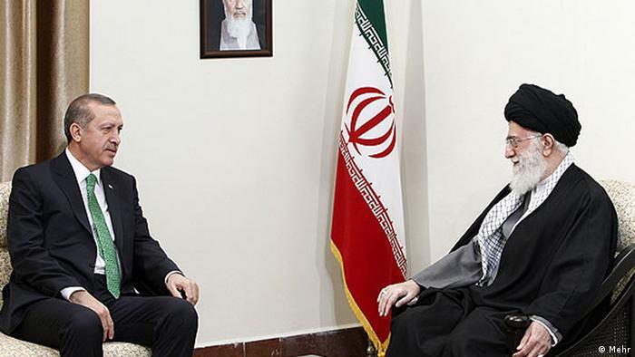 رجب طیب اردوغان در دیدار با علی خامنهای: ایران خانه دوم من است