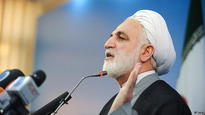 Gholamhossein Mohseni Ejei Justiz Iran