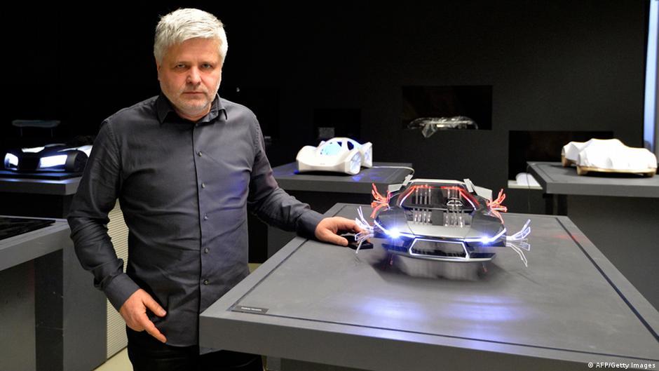 Sonho do carro voador pode estar prestes a se tornar realidade | DW | 25.11.2014