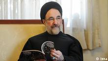 Mohammad Khatami Iran Ex-Präsident