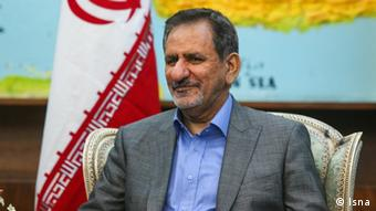 Eshagh Jahangiri Vizepräsident Iran (Isna)