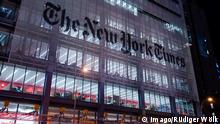 The New York Times Gebäude New York