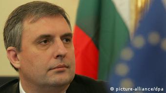 Ivailo Kalfin Politiker Bulgarien (picture-alliance/dpa)
