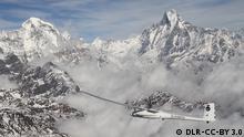 Bildergalerie DLR Himalaya Flug Spezialkamera 3D NUR FÜR DIESES THEMA VERWENDEN
