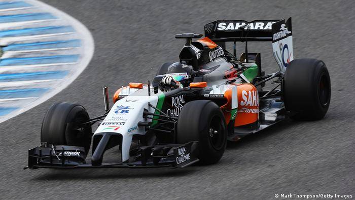 Formel 1 Force India VJM07