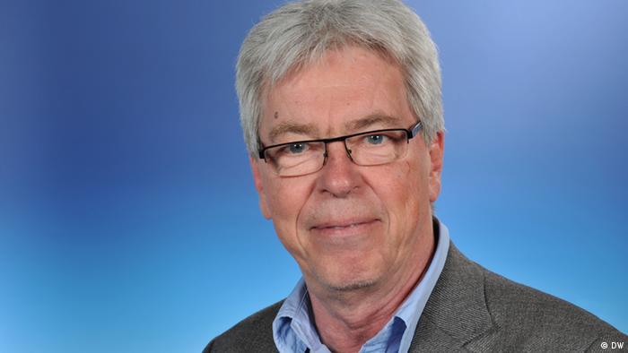 Porträt - Rolf Wenkel