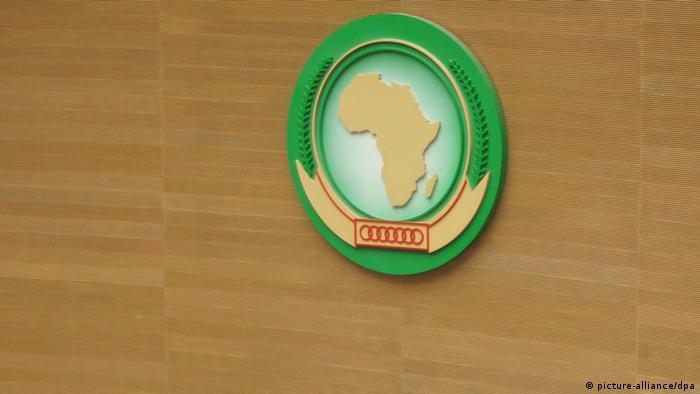 Afrika - Beginn des Gipfels der Afrikanische Union