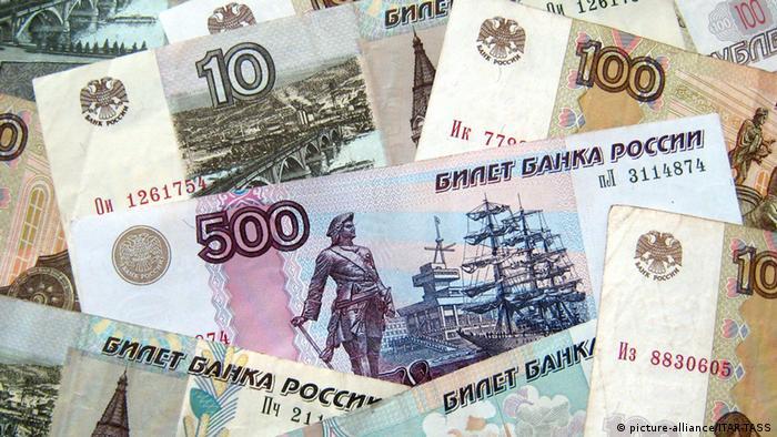 russian rubla
