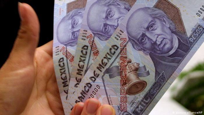 Mexican pesos (AP Photo)