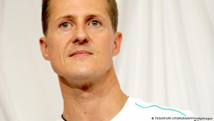 Michael Schumacher Porträt