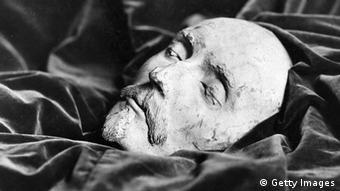 ماسک مرگ ویلیام شکسپیر