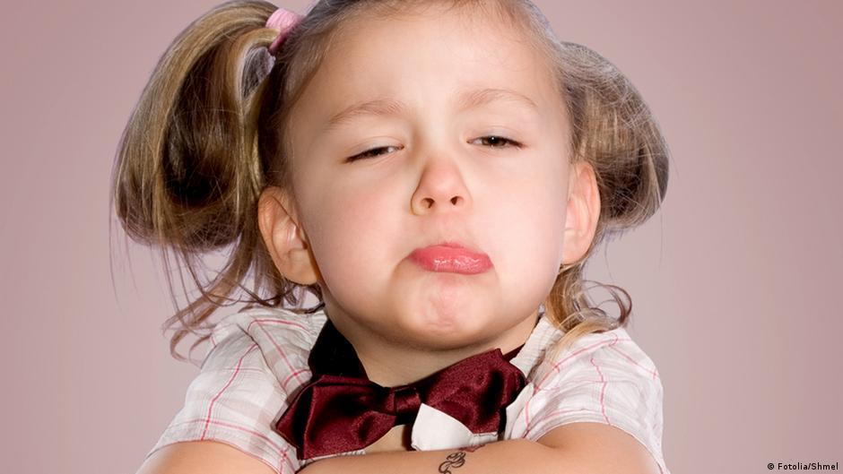 كيف تتصرف عندما يضربك طفلك؟   DW   25.02.2015