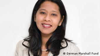 Sudha David-Wilp Copyright: German Marshall Fund