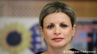 Myria Vassiliadou, EU Anti-Trafficking coordinator