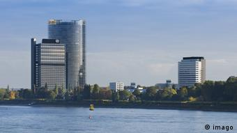 Bonn Skyline UN-Campus Langer Eugen, Post Tower, World Conference Center