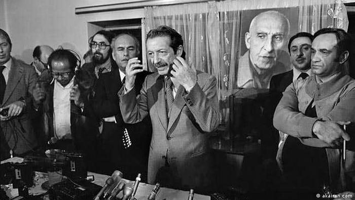Bildergalerie Revolution 57 im Iran