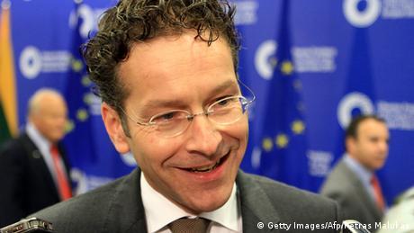 Jeroen Dijsselbloem ist sowohl niederländischer Finanzminister als auch Chef der Euro-Gruppe.