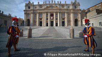 Vatikan Päpstliche Schweizergarde