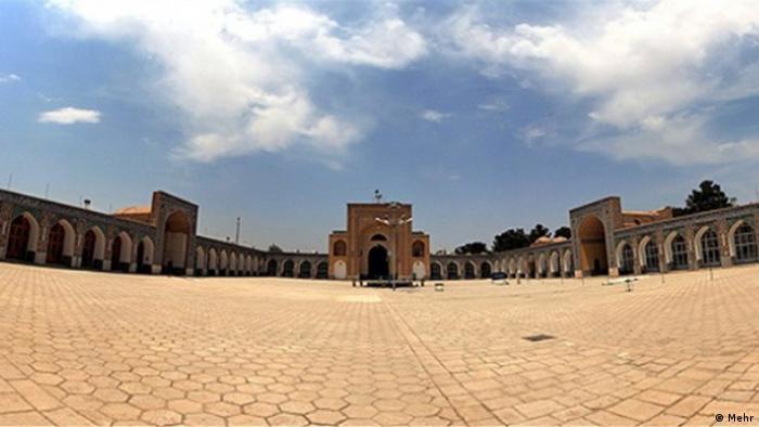 ইরানের একটি মসজিদ (ফাইল ছবি)
