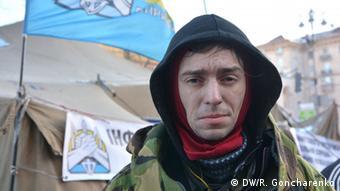 Alexander Moisseyenko (Foto: Roman Goncharenko/DW)