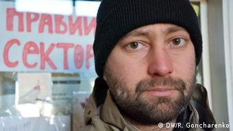 Andrij Tarassenko (Foto: Roman Goncharenko/DW)