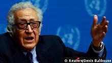 Erste Runde der Syrien-Konferenz endet