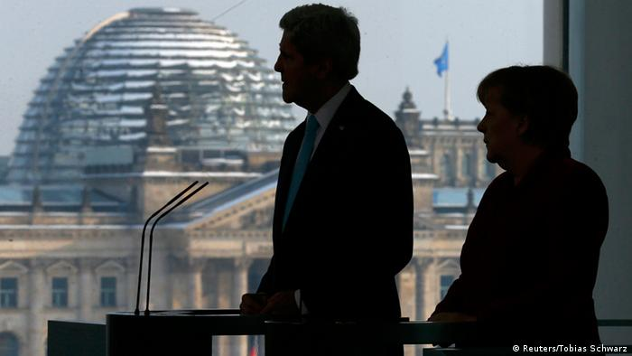 John Kerry in Berlin 31.01.2014