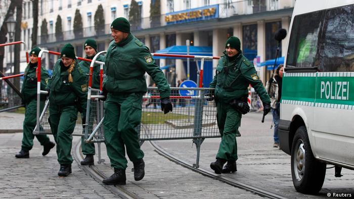 Münchner Sicherheitskonferenz 31.01.2014 (Reuters)