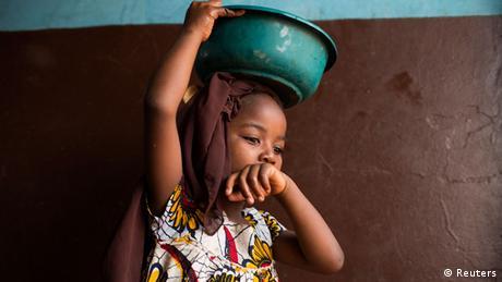 Zentralafrikanische Republik Ausschreitungen Gewalt Christen Muslime 31.01.14 (Reuters)