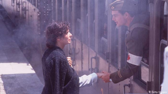 Кадр из фильма ''In Love and War''