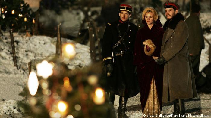 Кадр из фильма ''Joyeux Noël''
