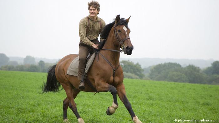 Кадр из фильма ''War Horse''