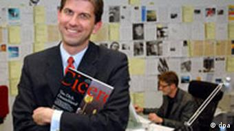 Cicero-Chefredakteur Wolfram Weimer