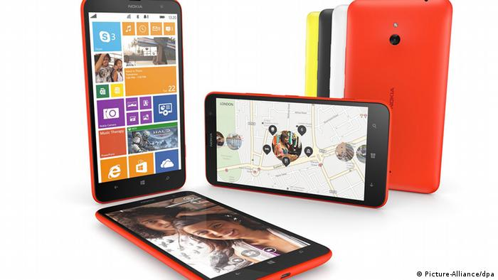 CES 2014 Smartphones Tablette