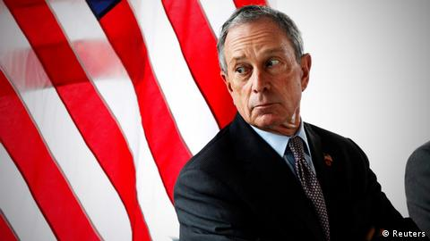 Michael Bloomberg 2014 (Reuters)