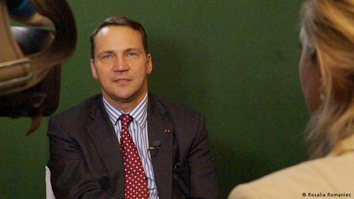 Sikorski (photo: Rosalia Romaniec)