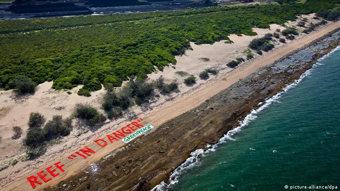 Australien - Abbot Point