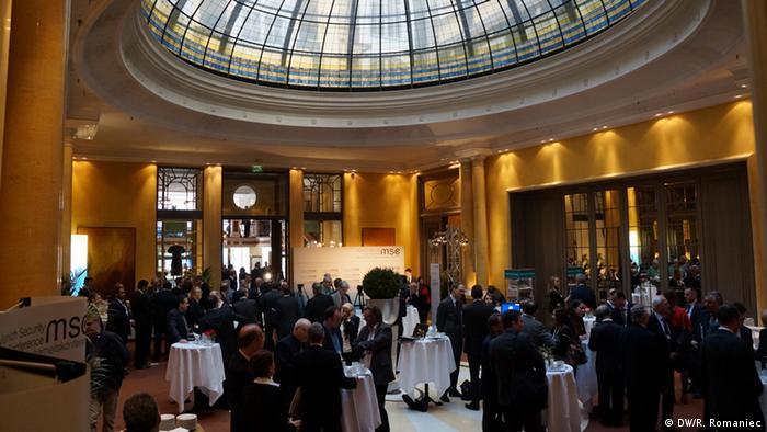 Мюнхенська конференція з питань безпеки у 2014 році
