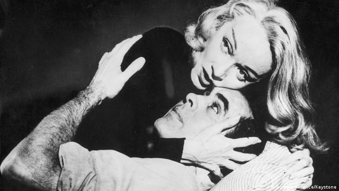 Marlene Dietrich und Tyrone Power (picture alliance/Keystone)