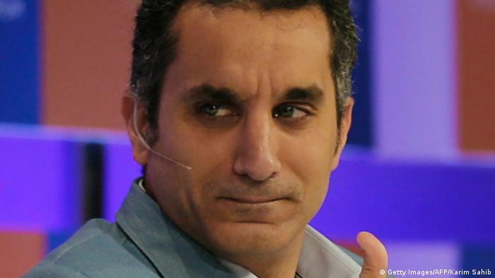 Satiriker Bassem Youssef