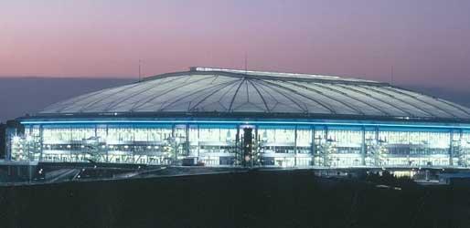 Veltins-Arena in Gelsenkirchen - Großbild