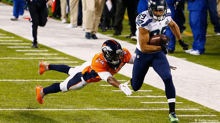 Super Bowl 2014: Seattle Seahawks - Denver Broncos
